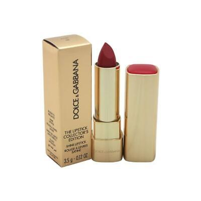 Dolce And Gabbana Shine Lipstick Collector's Edition 133 Real Red
