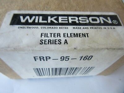 Wilkerson FRP-95-160 Filter Element NEW!!! in Box with Free Shipping