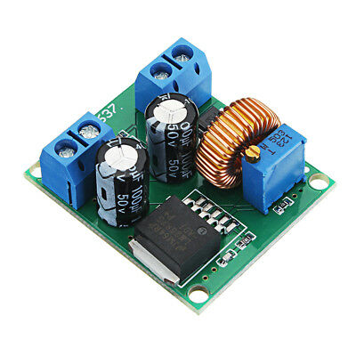 5pcs 3V/5V/12V to 19V/24V/30V/36V DC Adjustable Boost Module LM2587 Power Supply