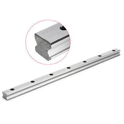 Machifit HGR20 Linear Guide Rail 400mm Length Square Linear Rail for HGH20 Slide