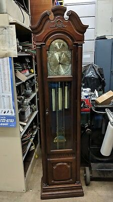 Pearl Celestial Grandfather Clock