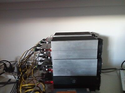 Used Gridseed G-Blade Scrypt miner, 100w at 5-6Mh/s. NO PSU supplied.