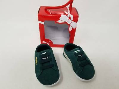 PUMA SUEDE CRIB Unisex Baby Kids walking Trainers Shoes 355965 DD3 ... f928c69f1