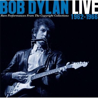 Bob Dylan Live 1962-1966 Rare Performances From Copyright Collections 2 CD NEW