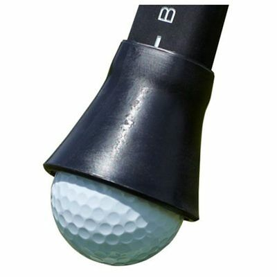Golf Ball Pick-Up Black Q8O5 JV