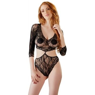 Bodystocking sexy donna catsuit  Mandy Mystery Body in pizzo lingerie sexy HOT