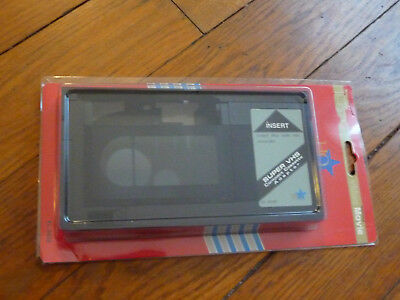 VHSC To VHS Cassette Video Tape Player Recorder Adapter Camcoder Converter New