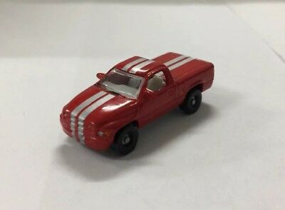 N Scale Racing Champions 1/144 Motor Trend Dodge Ram - red