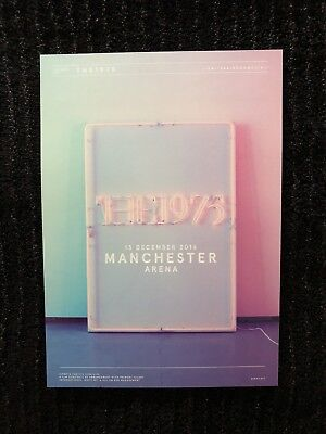 The 1975 - 2016 UK Arena Tour - Flyer