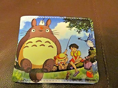 My Neighbour Totoro (Anime) BI Fold Wallet (NEW) #TO5