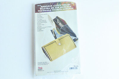 Tandy Leather Margaux ClutchWallet Kit New in Pkg Made in USA 4300-00