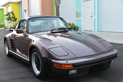 1988 Porsche 930 M505 Slantnose, BEST,11,000 Actual Miles 11,000 Actual Miles, SERVICED, HIGHEST QUALITY, BEST OF THE BEST, RARE COLOR