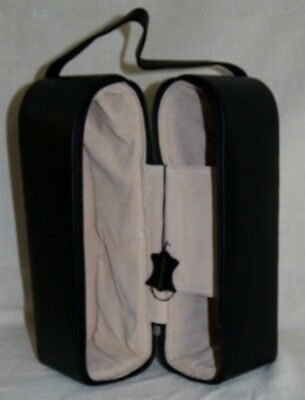 @ Bottle Leather wine carrier BNIB