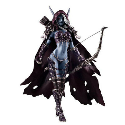 World of Warcraft WOW 16cm Allianz Sylvanas Windrunner Action Figure Neu Boxed H