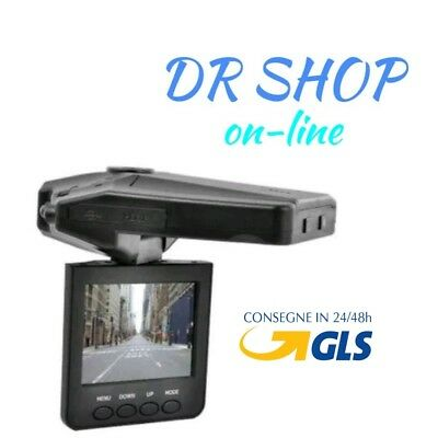 Mini-Kamera Videorekorder Dvr Auto Hd Monitor Lcd 2.5 6Led 720P Mini Dvr
