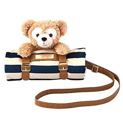 Tokyo Disney Sea Limited Duffy rug Duffy Plush Throw Blanket Japan Free Shipping