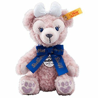 Tokyo Disney Sea Limited 10th Anniversary Steiff stuffed Little Sherry Mae Japan