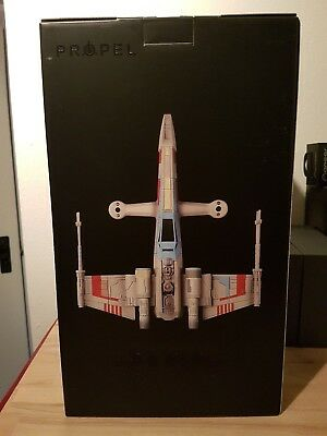 PROPEL Star Wars X-Wing Battle Racing Drohne Sammler Box Limitiert & Nummeriert