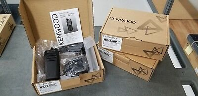Kenwood NX-240V VHF Portable Two-Way Radio Nexedge digital/analog