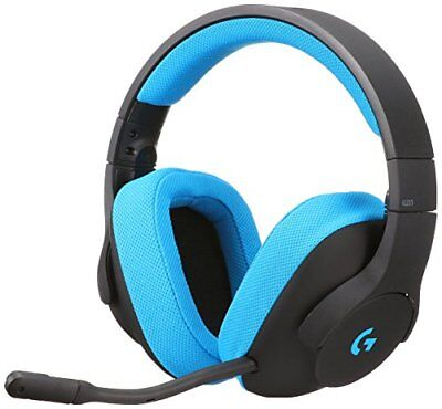 Gaming headset PS4 Logitech G233 high-quality wired 2.1ch stereo sound PC Ninten