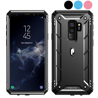 360° Protective Rugged Cover Case For Galaxy Note 10 / S10 Plus / S9 / Note 9 8