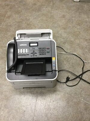Brother IntelliFAX-2840 Monochrome High Speed Laser Fax & Copy Machine *
