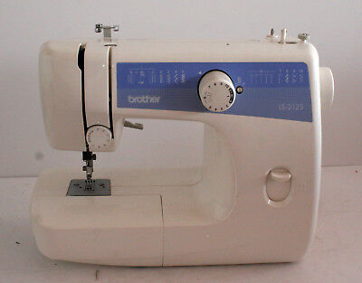 Brother Sewing Machine Ls 40 Best Sewing Machine Brother Enchanting How To Thread A Brother Ls2125 Sewing Machine