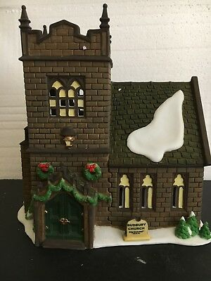 Dept 56 The Spirit of Giving Set #58322, 13 pieces, Part of Dickens Village