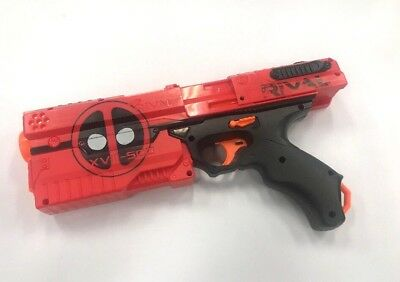Nerf Rival Deadpool Kronos XVIII-500 REPLACEMENT Gun ONLY | Tested Fast Shipping