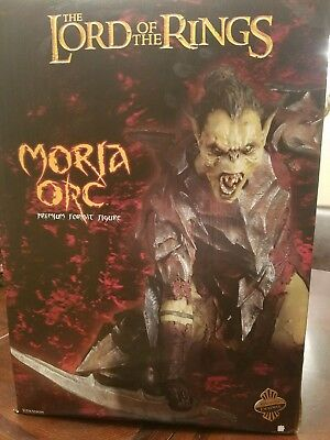 Sideshow Exclusive Lord Of The Rings Moria Orc Premium Format Lotr