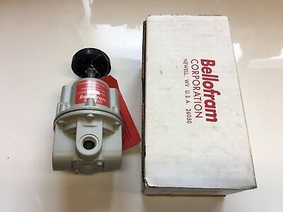 960-129-002 Bellofram Pneumatic Pressure Regulator 0 To 2 PSI Type 70