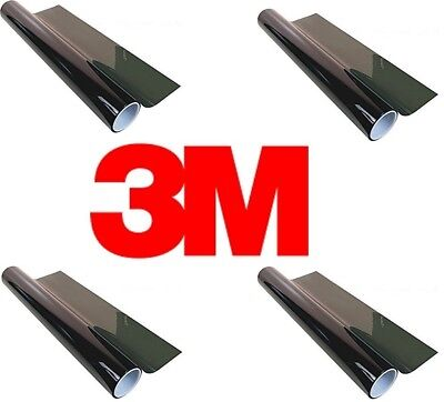 "3M FX-HP High Performance 20% VLT 40"" x 30' FT Window Tint Roll Film"