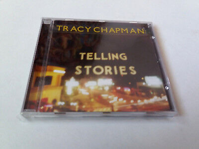 "Tracy Chapman ""Telling Stories"" Cd 11 Tracks"