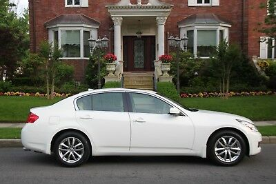 2009 Infiniti G37 x AWD 4dr Sedan 2009 Infiniti G37 Sedan x AWD Premium Navigation 4dr Sedan Automatic 7-Speed