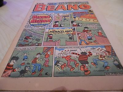THE BEANO Comic - Issue No 2342 - Date 06/06/1987 - Year 1987 - UK Paper Comic