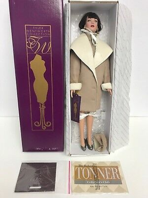 The Look of Luxe Tonner Doll Tyler Wentworth TW1101