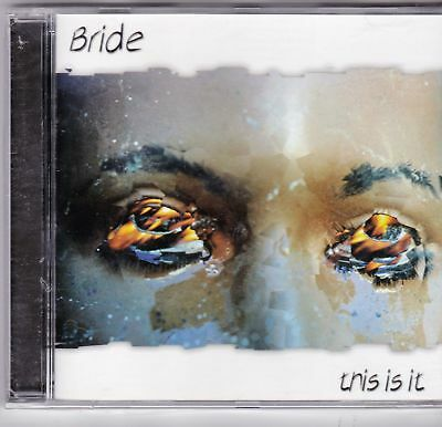 Bride - This is It cd 2002 Indie Original SEALED NEW Melodic Hard Rock Canada