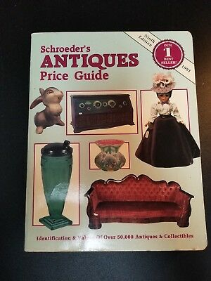 9th Edition Schroeder's Antiques Price Guide (1991)