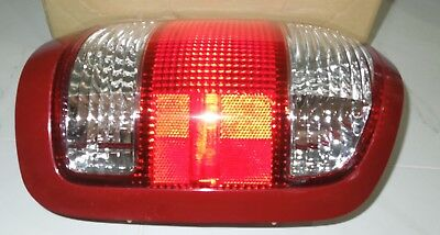 NEW LEFT TAIL LAMP ASSEMBLY FITS 1999-2004 NISSAN PATHFINDER NI2800136
