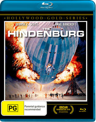 The Hindenburg (Hollywood Gold Series) - Blu-ray (NEW & SEALED)