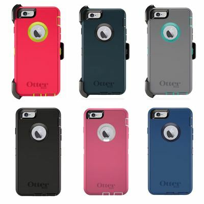 New Original Otterbox Defender Case for Apple iPhone 6 Plus / iPhone 6s Plus -$