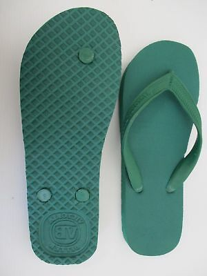 Victoria Bitter  VB Beer Thongs Flip Flops Size 44 brand new ABOUT SIZE 10-11
