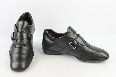Derby shoes Sneakers TOD'S Black Leather 6 / Fr 37,5 GOOD CONDITION