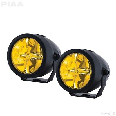 PIAA LP270 LED Yellow Driving Beam Kit