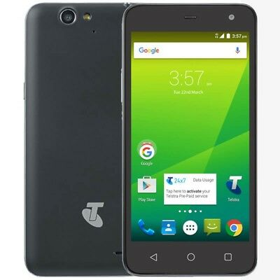 Telstra Pre Paid 4Gx Hd Smartphone (A475) - Locked To Telstra - New/Sealed