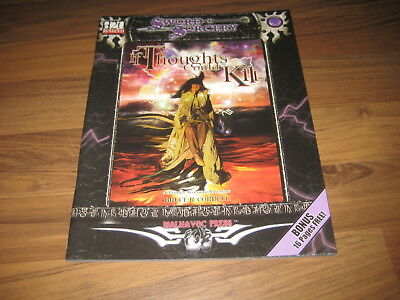 d20 If Thoughts Could Kill Adventure SC 2002 Mulhavoc Press WW16150 TOP