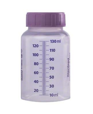 Sterifeed Disposable Sterile Baby Bottle, 130ml, Pack 10