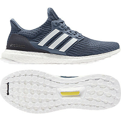 bee0848f1e45f Adidas Mens Running UltraBOOST Shoes Training Gym Trainers Fitness CM8113
