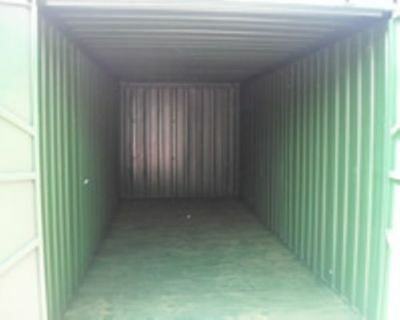 24 ft x 9 ft Anti-Vandal Storage Container