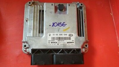 Opel Ecu 0281019867 - 55595540   - Warranty / Programming / Fast Courier